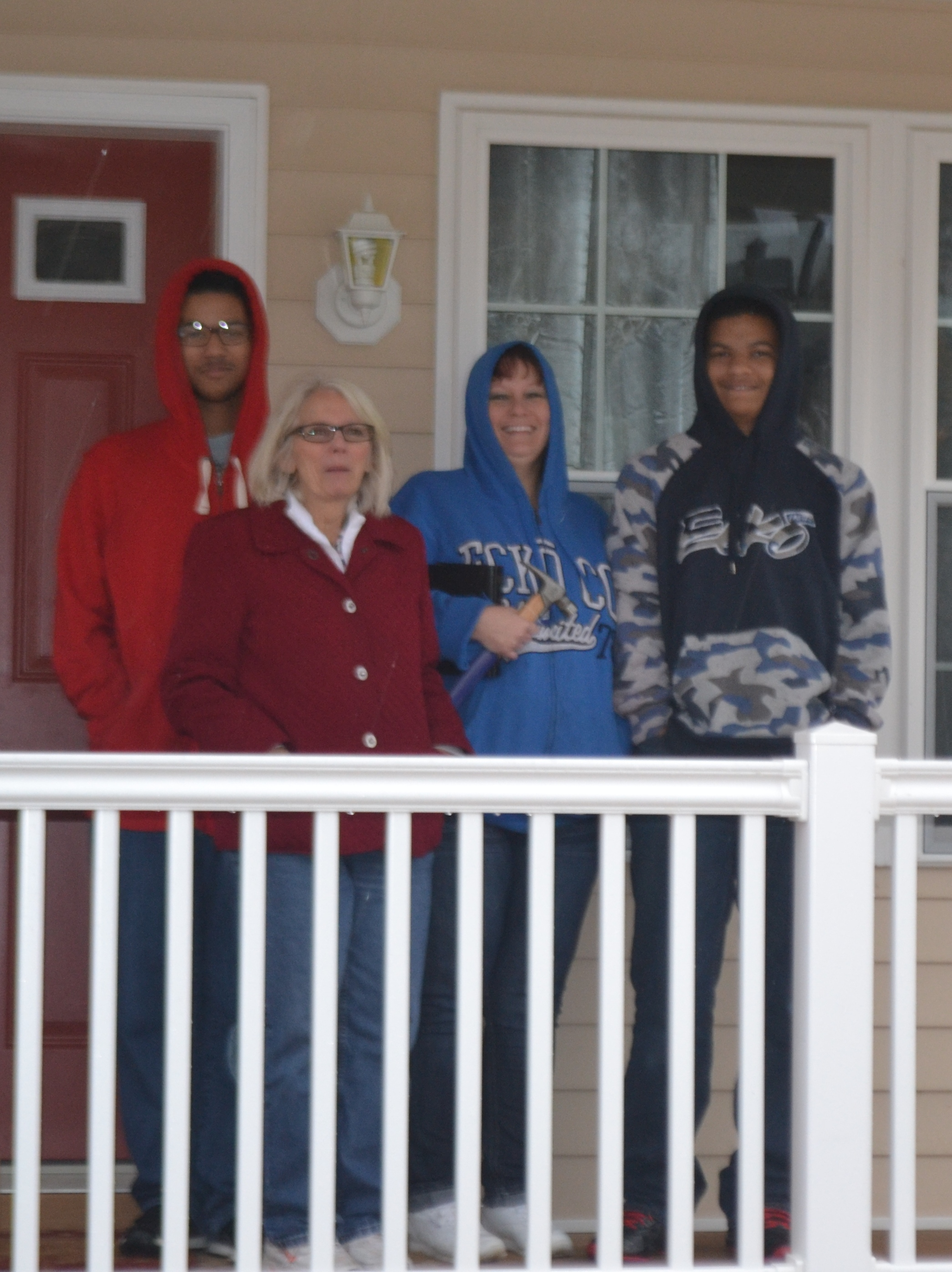 Habitat for Humanity of Chester County has many stories to tell. Read about one of our newest families...