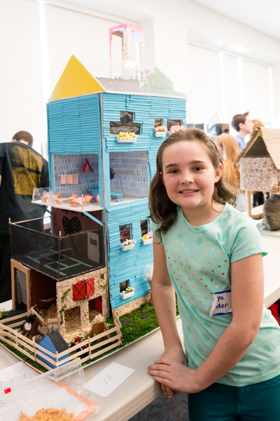 2015 Build a House 3rd Place