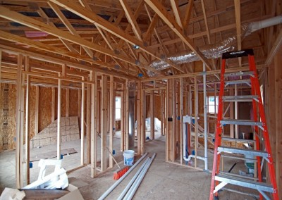 Cambria Terrace home under construction