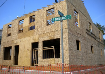 2015 West Chester twin under construction