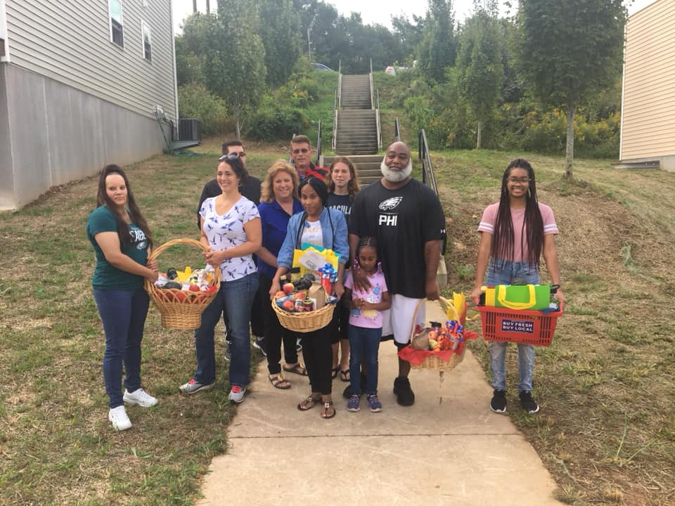 2018 Homeowners with Food Bank